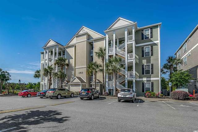 101 Ella Kinley Circle #204, Myrtle Beach, SC 29588 (MLS #2110023) :: James W. Smith Real Estate Co.