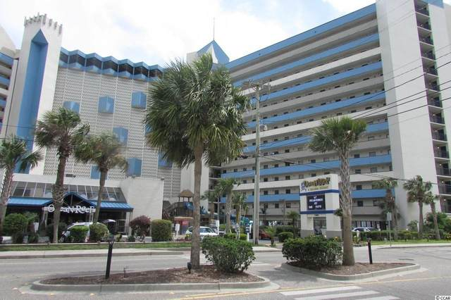 7100 N Ocean Blvd. #1023, Myrtle Beach, SC 29572 (MLS #2110026) :: Armand R Roux | Real Estate Buy The Coast LLC