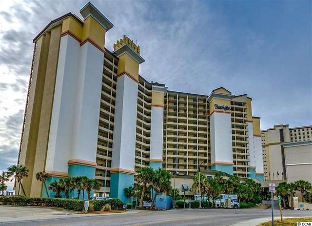 4800 S Ocean Blvd. #721, North Myrtle Beach, SC 29582 (MLS #2110031) :: Grand Strand Homes & Land Realty