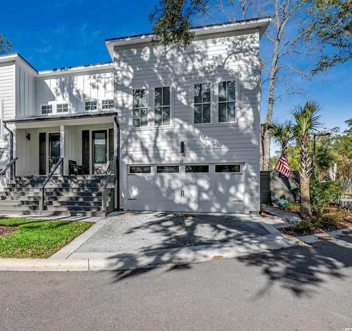 32 Shady Moss Loop #32, Murrells Inlet, SC 29576 (MLS #2110032) :: The Greg Sisson Team