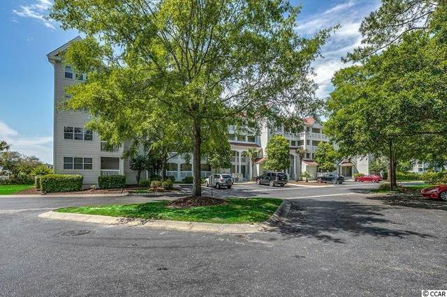 4560 Green Briar Dr. 201 B, Little River, SC 29566 (MLS #2110039) :: Duncan Group Properties