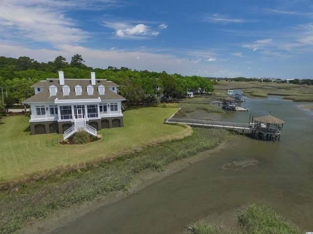 138 Comfort Ln., Pawleys Island, SC 29585 (MLS #2110055) :: The Litchfield Company