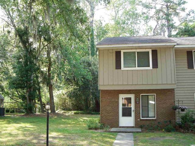 24 Beaver Pond Loop #12, Pawleys Island, SC 29585 (MLS #2110057) :: The Greg Sisson Team