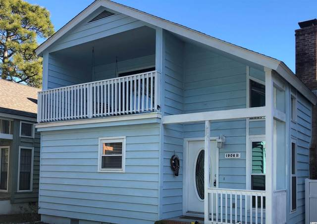 1906 Edge Dr., North Myrtle Beach, SC 29582 (MLS #2110059) :: The Hoffman Group
