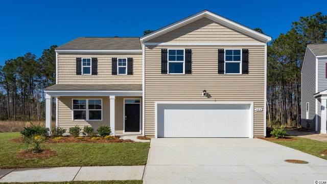723 Oyster Bluff Dr., Myrtle Beach, SC 29588 (MLS #2110062) :: Jerry Pinkas Real Estate Experts, Inc