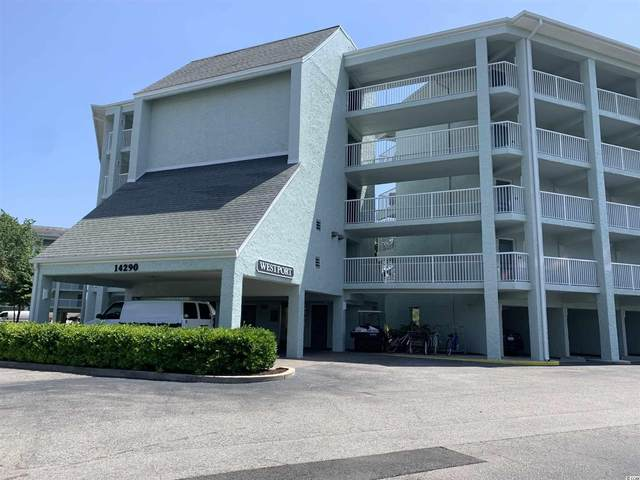 14290 Ocean Hwy. #321, Pawleys Island, SC 29585 (MLS #2110078) :: Leonard, Call at Kingston