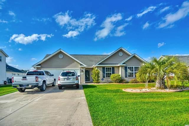 522 Carolina Woods Dr., Myrtle Beach, SC 29588 (MLS #2110113) :: The Lachicotte Company