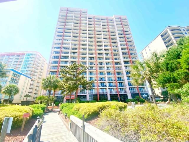 5308 N Ocean Blvd. #2207, Myrtle Beach, SC 29572 (MLS #2110116) :: The Hoffman Group