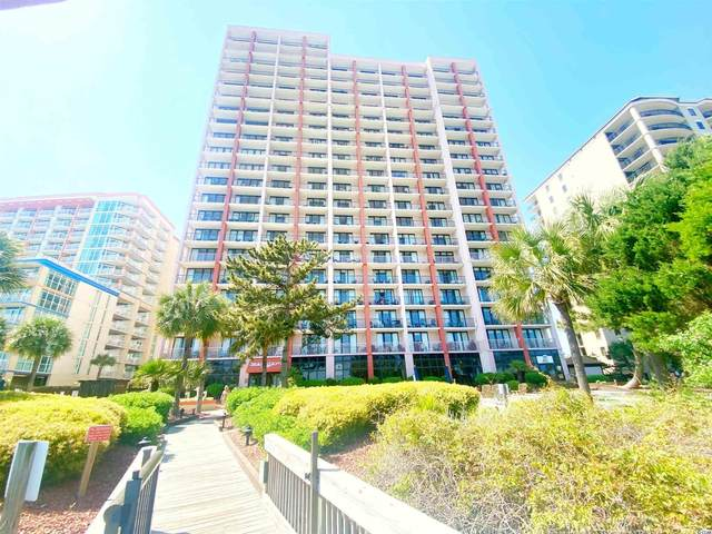 5308 N Ocean Blvd. #2207, Myrtle Beach, SC 29572 (MLS #2110116) :: Grand Strand Homes & Land Realty