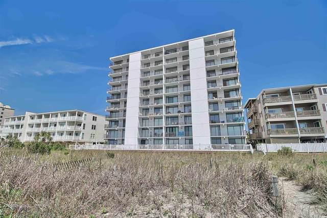 4311 S Ocean Blvd. #1004, North Myrtle Beach, SC 29582 (MLS #2110117) :: The Hoffman Group