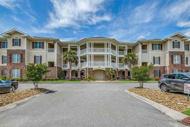 730 Pickering Dr. #203, Murrells Inlet, SC 29576 (MLS #2110119) :: The Hoffman Group