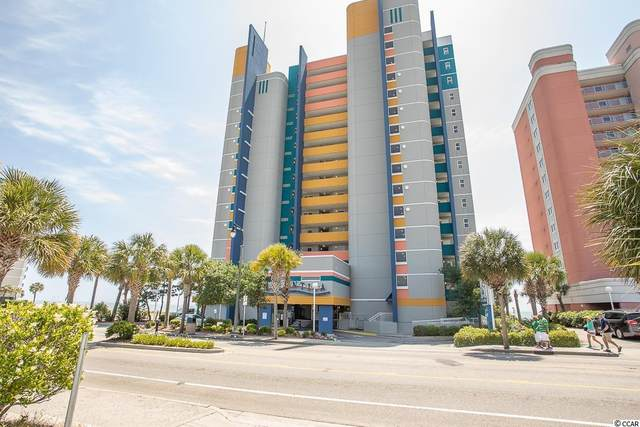 1700 N Ocean Blvd. N #454, Myrtle Beach, SC 29577 (MLS #2110128) :: Armand R Roux | Real Estate Buy The Coast LLC