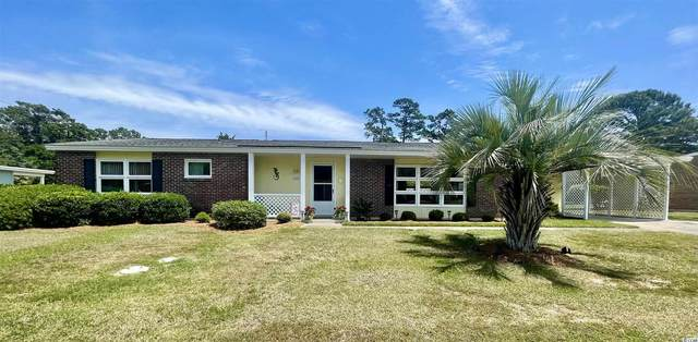 602 Hibiscus Ave. #602, Myrtle Beach, SC 29577 (MLS #2110133) :: The Lachicotte Company