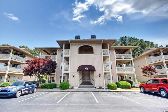 4222 Pinehurst Circle I-9, Little River, SC 29566 (MLS #2110139) :: Garden City Realty, Inc.