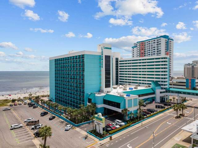 1501 S Ocean Blvd. #449, Myrtle Beach, SC 29577 (MLS #2110143) :: Team Amanda & Co