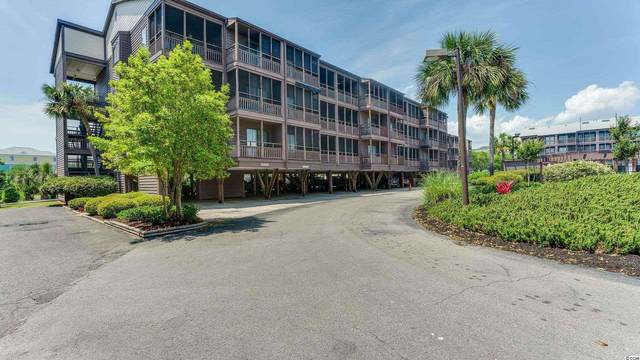 206 2nd Ave. N #168, North Myrtle Beach, SC 29582 (MLS #2110149) :: The Hoffman Group