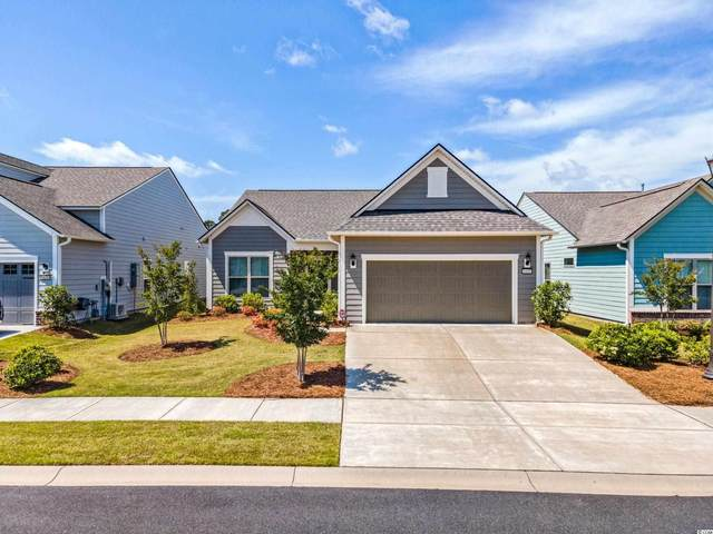 6430 Cascata Dr., Myrtle Beach, SC 29572 (MLS #2110154) :: James W. Smith Real Estate Co.
