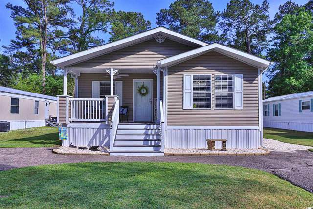 5 Topsail Ln., Murrells Inlet, SC 29576 (MLS #2110167) :: Leonard, Call at Kingston