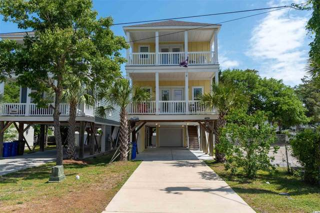 116-A 13th Ave. S, Surfside Beach, SC 29575 (MLS #2110169) :: Garden City Realty, Inc.