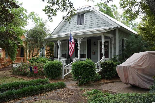 312 Cleland St., Georgetown, SC 29440 (MLS #2110175) :: The Litchfield Company