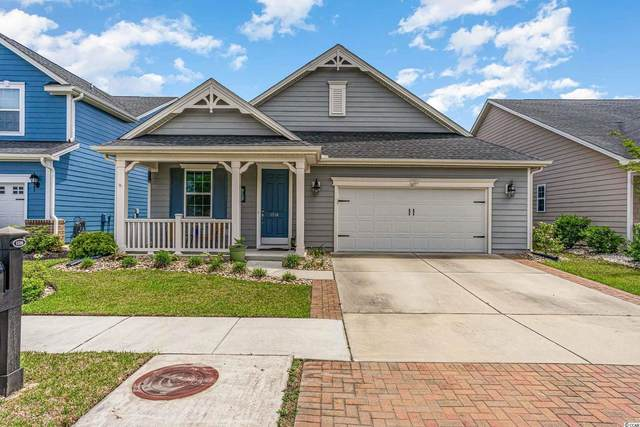 1516 Legacy Loop, Myrtle Beach, SC 29577 (MLS #2110185) :: The Lachicotte Company