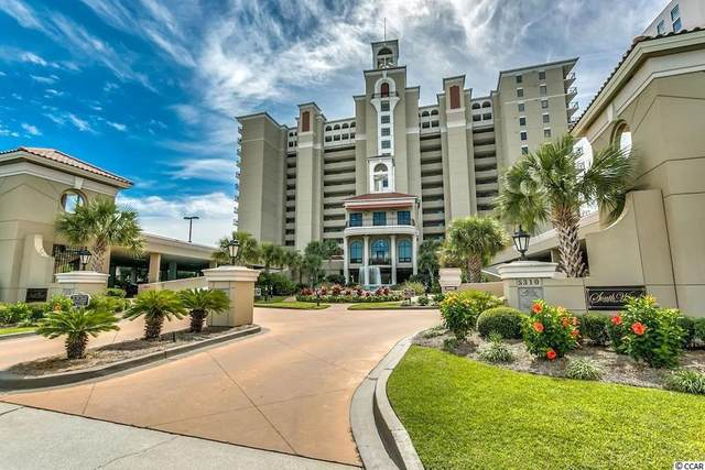 5310 N Ocean Blvd. #1203, Myrtle Beach, SC 29577 (MLS #2110197) :: Team Amanda & Co