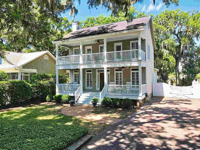 99 Berry Tree Dr., Pawleys Island, SC 29585 (MLS #2110217) :: Leonard, Call at Kingston