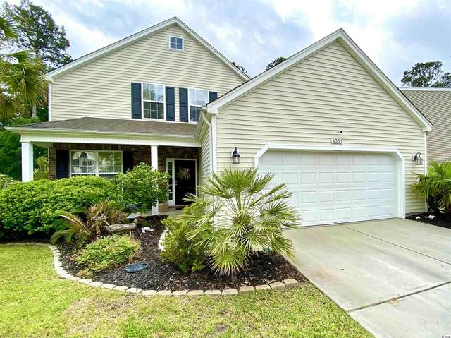 4351 Red Rooster Ln., Myrtle Beach, SC 29579 (MLS #2110232) :: Team Amanda & Co