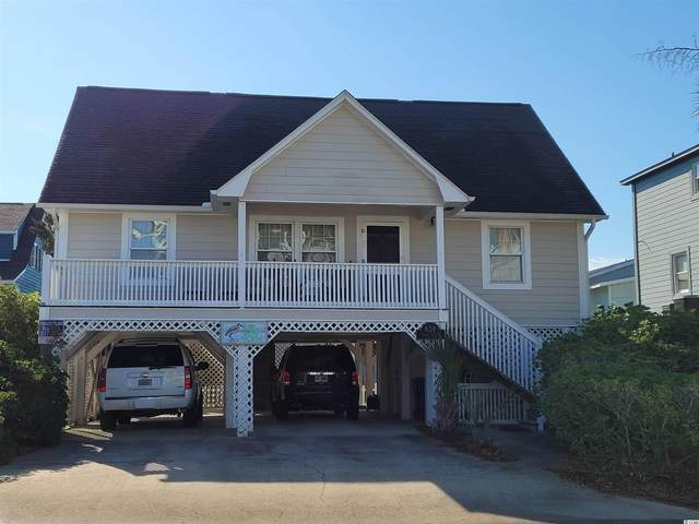 620 Doyle Ave., Pawleys Island, SC 29585 (MLS #2110240) :: The Hoffman Group