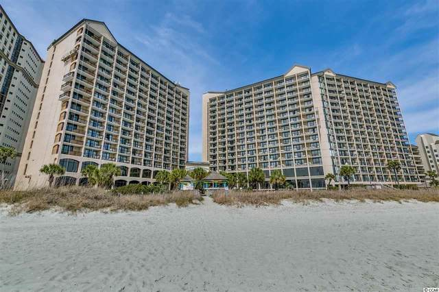 4800 S Ocean Blvd. #511, North Myrtle Beach, SC 29582 (MLS #2110247) :: Team Amanda & Co