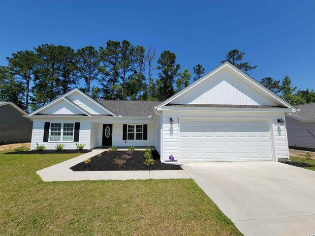 3120 Merganser Dr., Conway, SC 29527 (MLS #2110253) :: Team Amanda & Co
