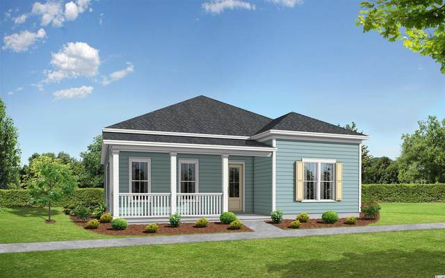 138 Black Water Dr., Murrells Inlet, SC 29576 (MLS #2110254) :: Team Amanda & Co