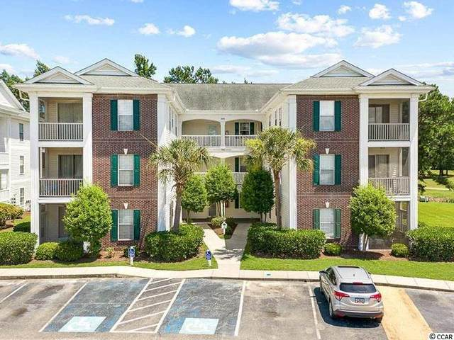 492 River Oaks Dr. 60-O, Myrtle Beach, SC 29579 (MLS #2110263) :: The Lachicotte Company