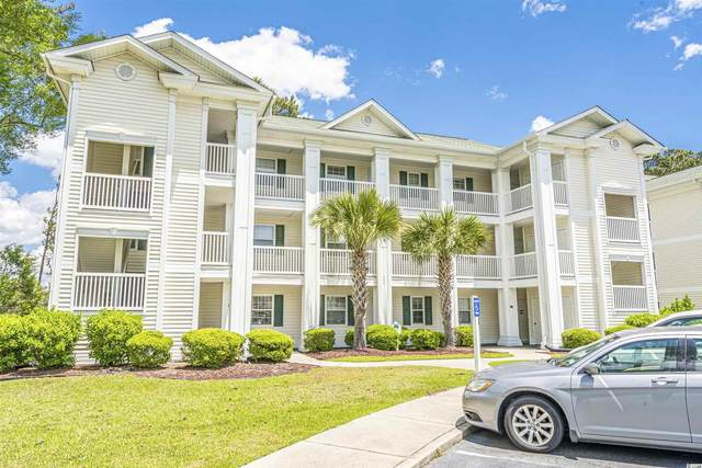 453 Red River Ct. 38-I, Myrtle Beach, SC 29579 (MLS #2110265) :: The Lachicotte Company
