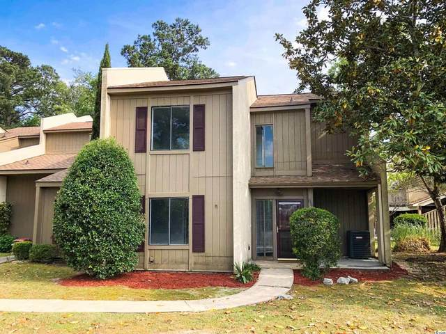 1100 Wedge Way #66, Little River, SC 29566 (MLS #2110268) :: The Hoffman Group