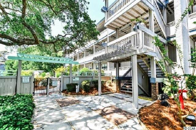 310 N 5th Ave. N #104, Surfside Beach, SC 29575 (MLS #2110285) :: The Lachicotte Company
