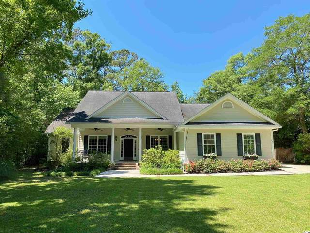 74 Pipedown Way, Pawleys Island, SC 29585 (MLS #2110286) :: Grand Strand Homes & Land Realty