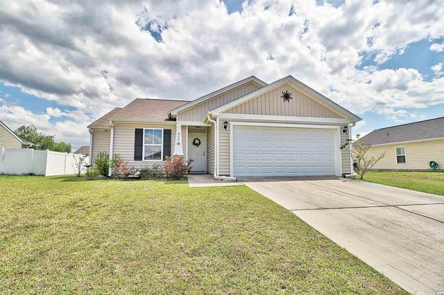 825 Spyderco Rd., Conway, SC 29527 (MLS #2110290) :: Grand Strand Homes & Land Realty
