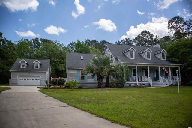 102 Rain Tree Ln., Pawleys Island, SC 29585 (MLS #2110294) :: The Hoffman Group