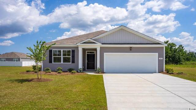 743 Oyster Bluff Dr., Myrtle Beach, SC 29588 (MLS #2110304) :: The Lachicotte Company