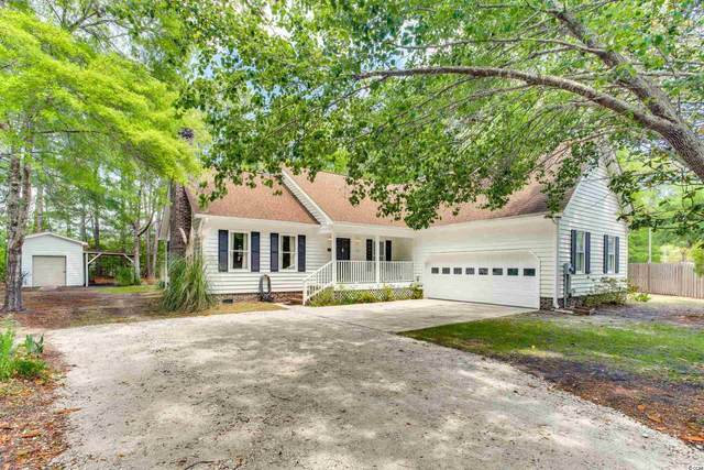 125 Heron Way, Pawleys Island, SC 29585 (MLS #2110315) :: The Hoffman Group