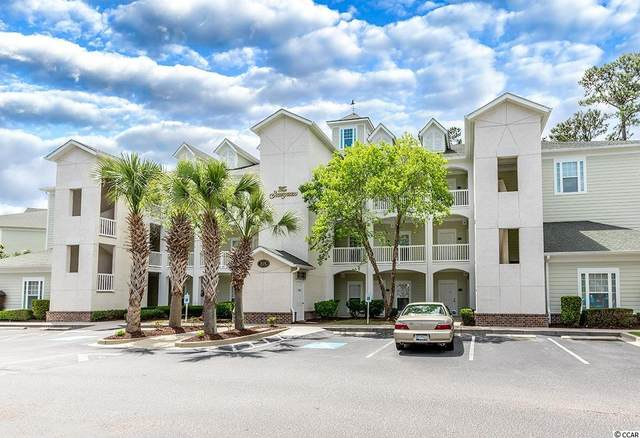 108 Cypress Point Ct. 101-A, Myrtle Beach, SC 29579 (MLS #2110321) :: The Lachicotte Company
