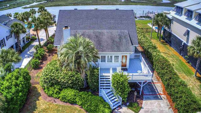 1304 S Waccamaw Dr., Garden City Beach, SC 29576 (MLS #2110325) :: Garden City Realty, Inc.