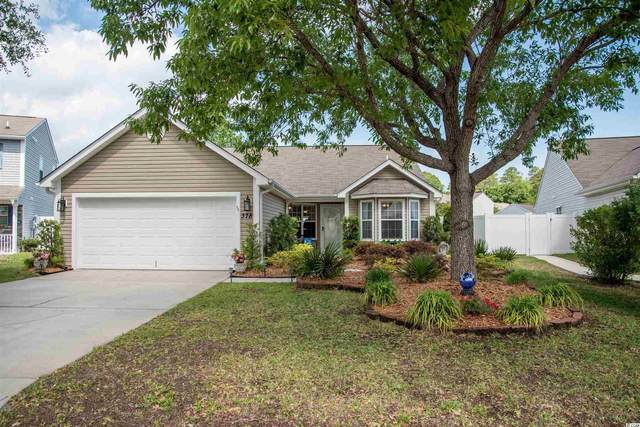 378 Thistle Ln., Myrtle Beach, SC 29579 (MLS #2110328) :: Team Amanda & Co