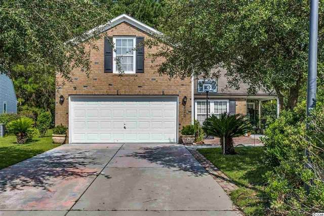 820 Cherry Bark Ct., Myrtle Beach, SC 29579 (MLS #2110333) :: The Greg Sisson Team