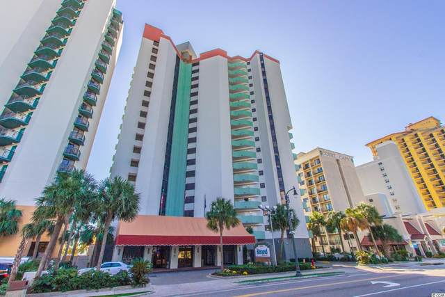 2601 N Ocean Blvd. #1060, Myrtle Beach, SC 29577 (MLS #2110340) :: Team Amanda & Co