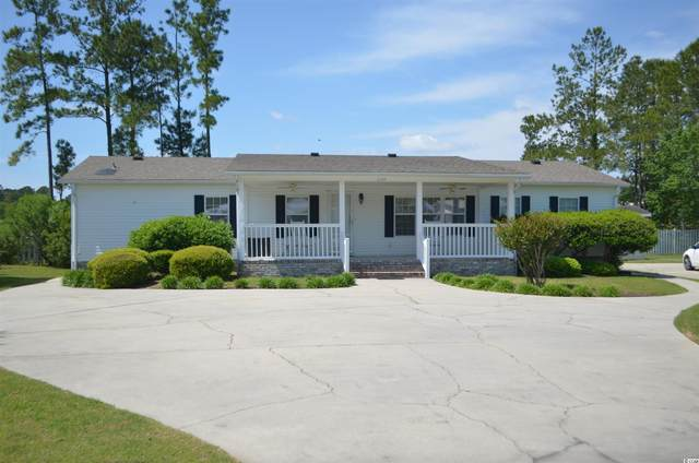 254 Captains Dr., Little River, SC 29566 (MLS #2110355) :: Welcome Home Realty