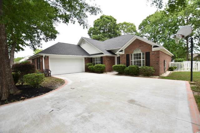 4122 Steeple Chase Dr., Myrtle Beach, SC 29588 (MLS #2110363) :: Welcome Home Realty