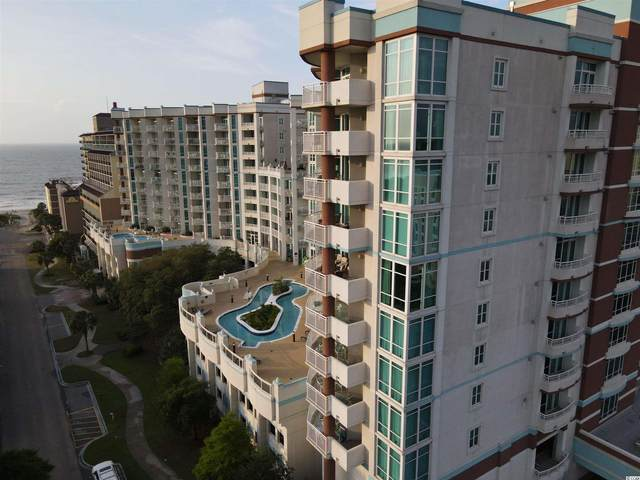 215 77th Ave. N #115, Myrtle Beach, SC 29577 (MLS #2110370) :: Welcome Home Realty