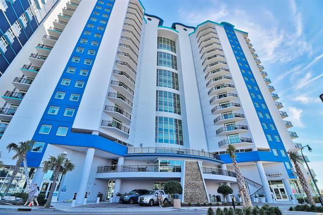 504 Ocean Blvd. N #1510, Myrtle Beach, SC 29577 (MLS #2110374) :: Surfside Realty Company